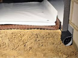 crawl space foam insulation. Perfect Foam Crawl Space Encapsulation System With Drainage Matting For Flooded  Spaces Ear Falls Insulation With Crawl Space Foam Insulation