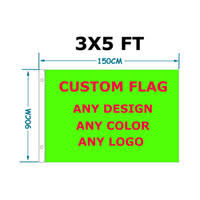 Wholesale X Polyester Flag Banner for Resale - Group Buy Cheap X ...
