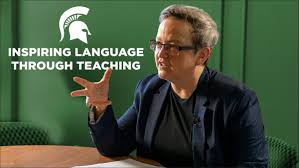 """MSU Arts & Letters on Twitter: """"Jacqueline Rhodes, Professor and Interim  Chair of @msuwrac, uses language purposefully as the framework of rhetoric.  Learn about a documentary Rhodes is currently working on for"""