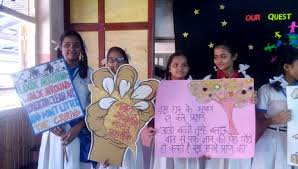 Cleanliness Chart For School Cleanliness Drive 11 9 2018 St Annes Girls High School