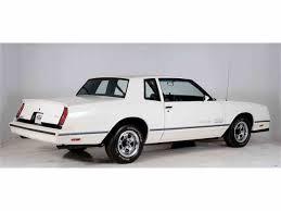 1984 Chevrolet Monte Carlo SS for Sale | ClassicCars.com | CC-993159