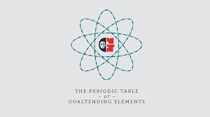 The Periodic Table of Goaltending Elements by Justin Goldman ...