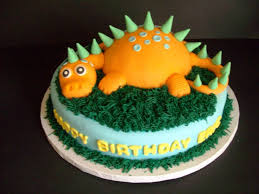Pictures Of Dinosaur Birthday Cakes Wedding Academy Creative