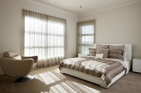 Sheer Curtains Bedroom Sheer Curtains Accent Blinds