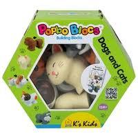 <b>Конструктор</b> K&#39;<b>s Kids</b> Popbo Blocks KA770 Котики и щенята ...