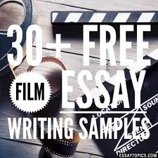 film essay topics titles examples in english  100% papers on film essay sample topics paragraph introduction help research more class 1 12 high school college