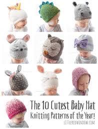 Baby Bonnet Knitting Pattern Best Design Inspiration