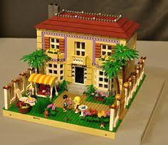 lego friends villa