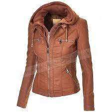 brown women jacket