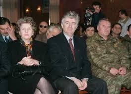Image result for radovan karadzic, ratko mladic i slobodan milosevic u hagu fotos