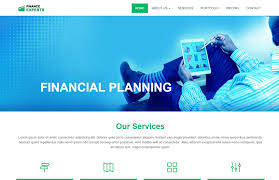 Html5 Website Templates Cool Financial Services HTML28 Website Template Free Download