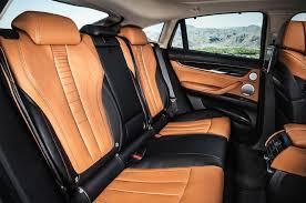 bmw x6 2015 interior. 2015 bmw x6 interior second row seats two tone