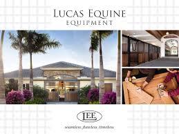 Brochures: Horse Stall Design, Custom Stall Equipment, Stall ...