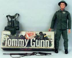 Image result for Tommy Gunn action figure