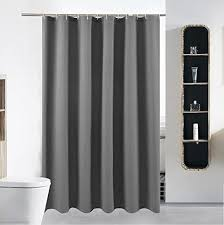 fabric shower curtain set liner