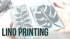 Easy Lino Print Designs Lino Printing Tutorial