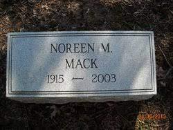 Noreen M Macauley Mack (1915-2003) - Find A Grave Memorial