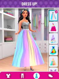 barbie fashion closet on the app