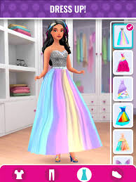 barbie fashion closet on the app