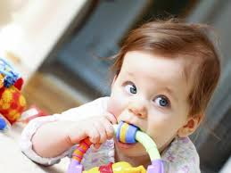 Baby Teething Timeline Everything Baby Cleaning Toys