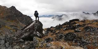 Hiking trails - Geiranger