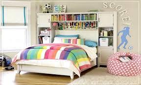 Pink Teenage Bedroom Colorful Floral Pattern Bedding Sheet Cushion Teenage Girl Bedroom