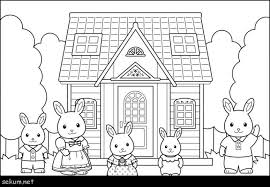 Coloring Pages Ideas House Coloring Pages Printable School Page