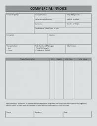 Performa Format Proforma Invoice Template Word Format Download Jaxos Co