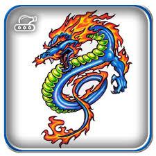 čínské Dračí Tetovací Vzory Aplikace Na Google Play