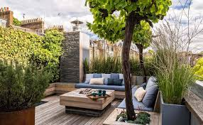 Decking Designs For Small Gardens Awesome You'll Fall In Love With These Stunning Rooftop Deck Designs