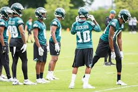 Eagles Training Camp Preview Wide Receiver Phillyvoice