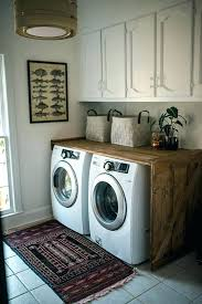 counter over top load washer laundry decorating ideas me top load vs countertop on top of