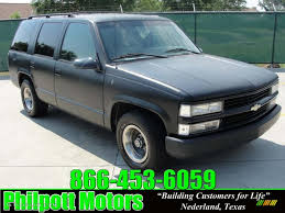 1995 chevy tahoe | 1995 Chevrolet Tahoe LS - Onyx Black Color ...