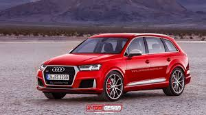 2016 Audi RS Q7 Looks Ready to Take on the Cayenne Turbo ...