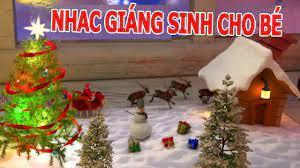 LIÊN KHÚC NHẠC GIÁNG SINH THIẾU NHI 🎁 Jingle Bell ♫ Nhạc Noel Cho Bé -  YouTube