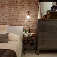 Small Picture Brick Wall Bedroom Create An Elegant Statement With A White Brick