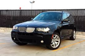 Coupe Series bmw x3 3.0 si : Purchase used 2007 BMW X3 3.0Si M-SPORT, AWD, NAVI, LEATHER ...