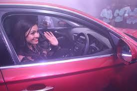 new car launches audiPicture 927481  Audi A6 Matrix Car Launch by Actress Pooja Kumar