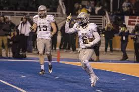 Kendrick Trotter Football University Of Idaho Athletics