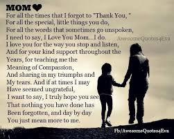 Thank You Mom Quotes Beauteous Image Result For Thank You Mom Quotes From Daughter Quotes Pinterest