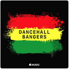 Itunes Dancehall Charts Dancehall Bangers Apple Music Curated Playlist Artworks