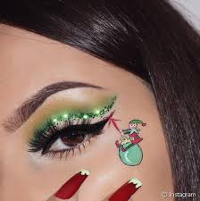 festive makeup 6 inspired eye makeup looks that will get you in the spirit