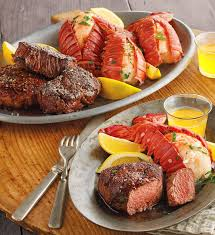 steak and lobster feast prepared meals harry david