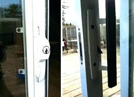 key locks for sliding door amazing sliding glass door lock ideas sliding door lock keypad sliding