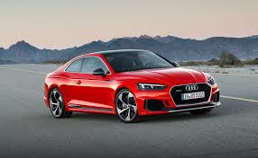 New Audi RS5 revealed: Audi Sport delivers its first post-rebrand ...