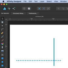 Next, draw the dotted line that you'd like to make square. How To Draw A Straight Dotted Line In Affinity Designer