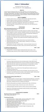 Resume Writing Services India Resume Template
