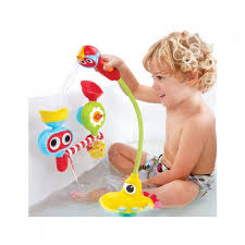 bath toys by yookidoo bath toy submarine spray station battery operated water