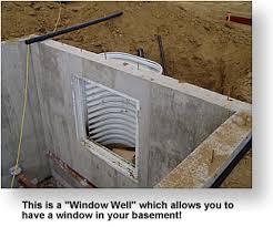 basement foundation design. Foundation Haunches. Basement Window Well Design C