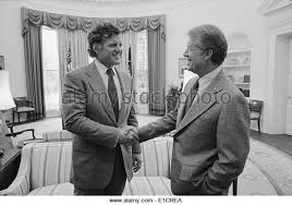 jimmy carter oval office. President Jimmy Carter With Senator Edward Kennedy In The Oval Office. 1980, Office E